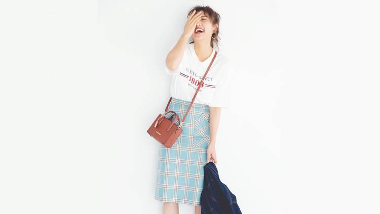 「美シルエット」で親近感モテをGET♡ 最旬ペンシルスカートコーデ