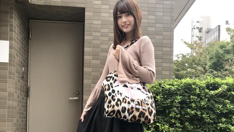 【女子大生スナップ】空前の大ヒット♡可愛いコはみんなレオパード柄を着ていた!