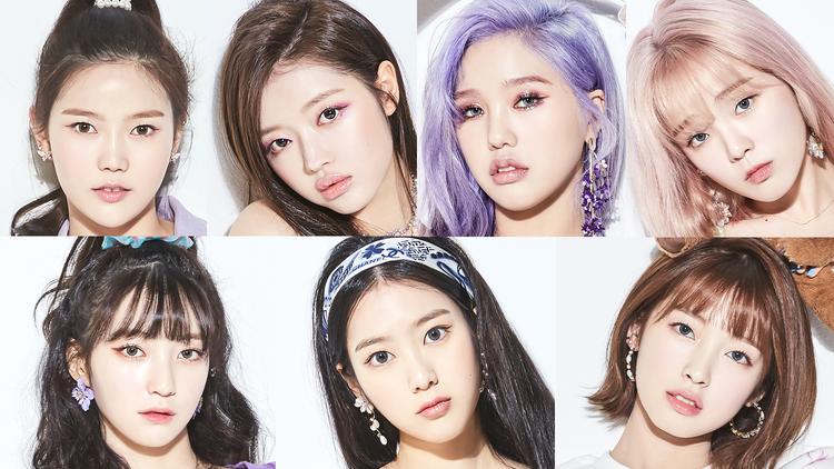 【速報!】OH MY GIRLが韓国でミニアルバム『NONSTOP』を発売♥