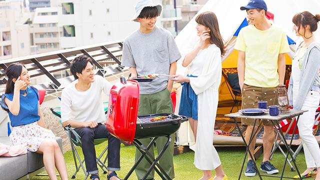 夏のドキドキ♡イベントモテコーデ【BBQには可愛げパンツコーデ】