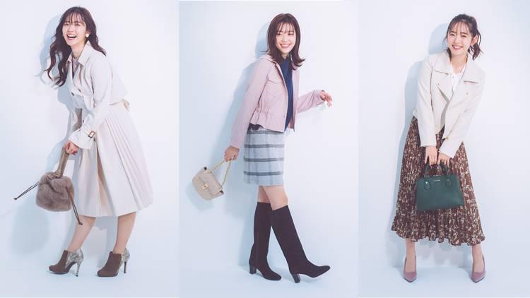 【春アウター】いつから着ていいの?手持ちの冬服と合わせるコーデテク♡
