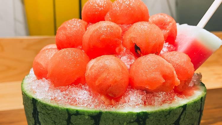 インスタ映えを超える衝撃の美味しさ!『&Swell』の贅沢かき氷が話題♡