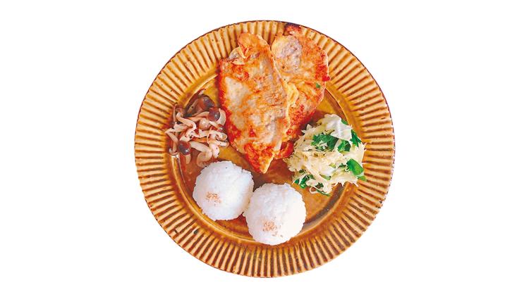 【モデルのダイエット】加藤ナナ考案♡栄養バランス&食べ応え満点【低糖質プレート】