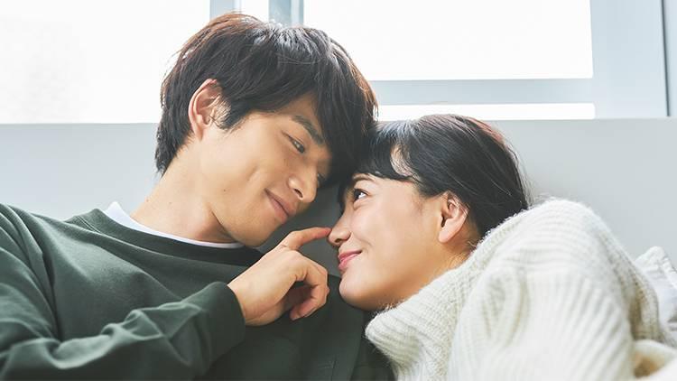 【白洲迅×松井愛莉】クリスマス恋物語「私のこと、好き?」