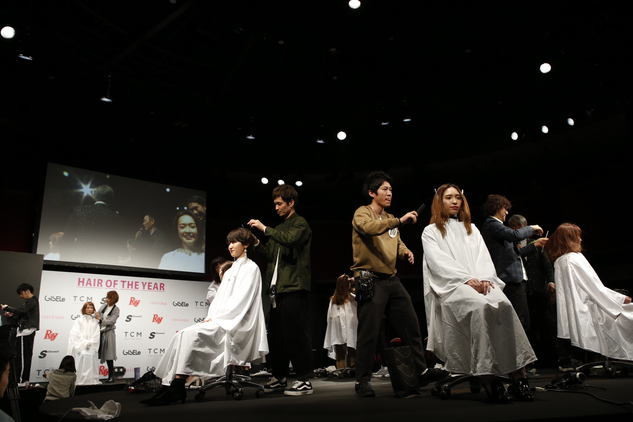 「HAIR OF THE YEAR 3」地方予選大会結果発表!!