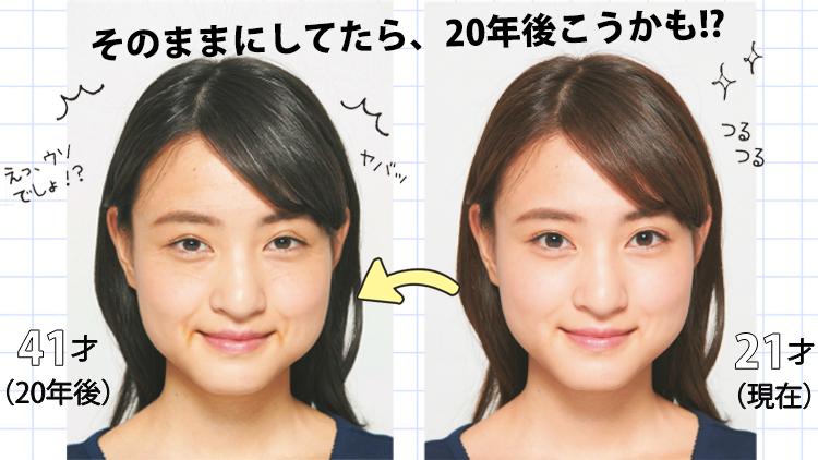 事実!10代後半から老化は始まっている【20代からのプレエイジングケア ...