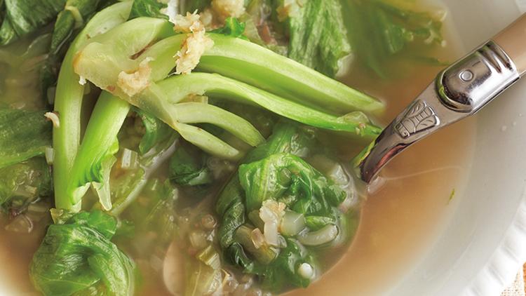 【ダイエット】痩せ体質になれる『野菜たっぷりジンジャースープ』