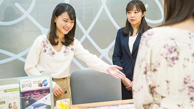 【憧れお仕事体験レポ】日本生命保険相互会社を訪問!信頼を得るための接客とは?