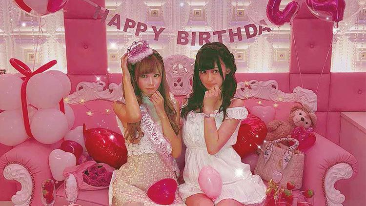 【インスタ映えバースデー】誕生日サプライズ、結局ラブホ女子会が最強説
