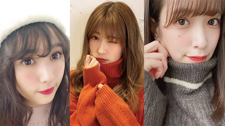 【渡辺梨加、吉田朱里、佐々木久美etc・・・】モデルが感じる「冬の幸せ♡」って?