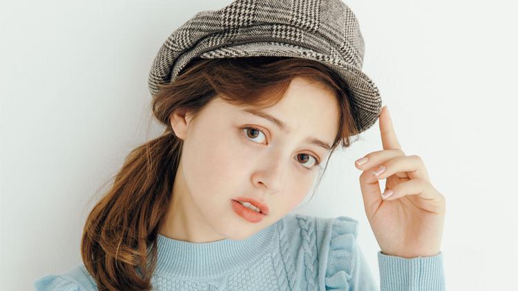 【帽子の日】の前髪はコレ♡可愛くって超簡単!おすすめヘアアレンジ