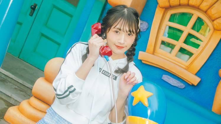 欅坂46・渡辺梨加バースデー記念!大好きなディズニーでの神ショット12連発♡