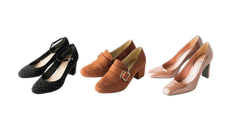 【美脚ヒール履き比べ】美脚見えするブランドはどれ?履き心地も徹底検証