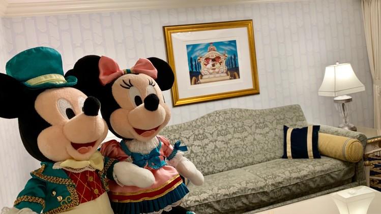 女子大生ディズニーマニアが教える♡泊まると特典いっぱい!【東京ディズニーランドホテル】