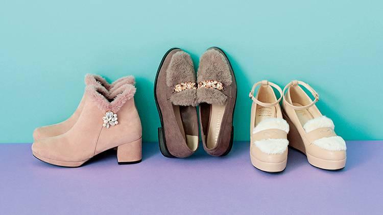 靴専門店より優秀かも!人気アパレルブランドの甘め秋シューズ9選♡
