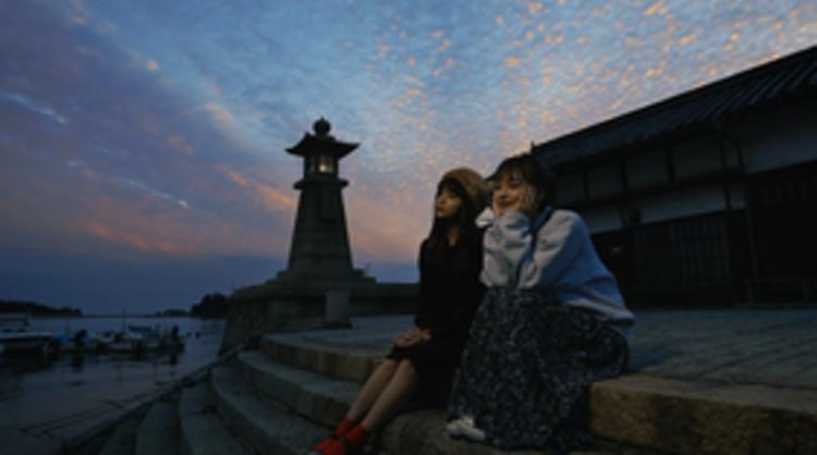 [PR]人気モデル・わたなべ麻衣ちゃん&村田倫子ちゃんが 広島県福山へトリップ!