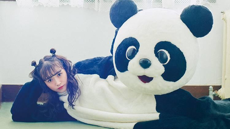 【欅坂46・渡辺梨加】ぺーちゃんのパンダコスプレが可愛すぎ!