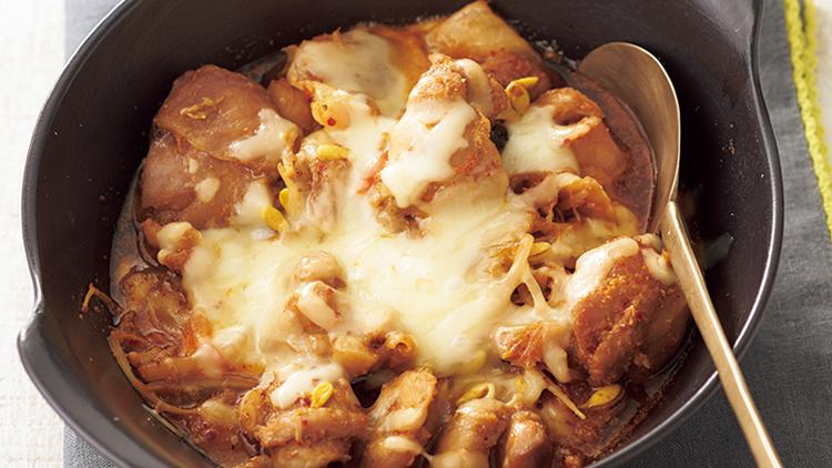 【肉食ヤセ】知ってた?「チーズダッカルビ」は理想のダイエットメニューだった!