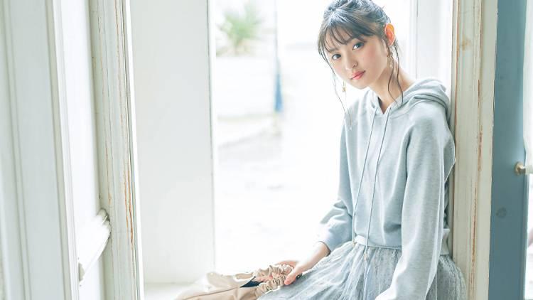 【乃木坂46】愛されパステルに包まれた遠藤さくらちゃんが可愛い♡ほわ色パーカ4選