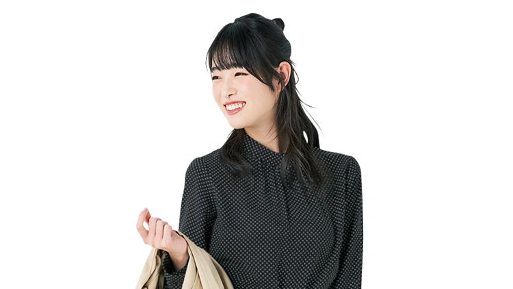 お花見で着たい♡【GU】のピンクスカートのモテコーデ4選