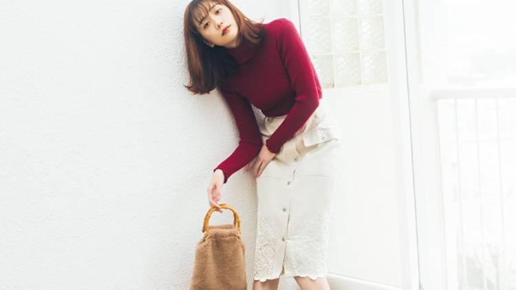 【2020春トレンド】今すぐ着れちゃう「女っぽ春ボトム」7選!