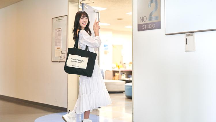 【髙橋ひかる】がオシャレ女子高生役を好演中♪ ドラマの撮影現場に完全密着!