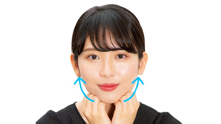 【歯科医監修】エラ・二重あごもスッキリ!むくみ解消リンパマッサージ