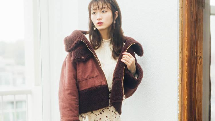 【2020冬トレンド】春先まで使える♡「リバーシブルブルゾン」3選