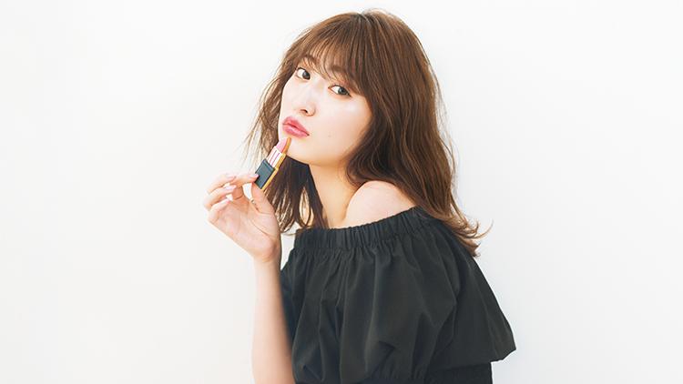 【アイドルメイク】NMB48【吉田朱里】に聞いた♡女のコが可愛く見えるメイクの秘密