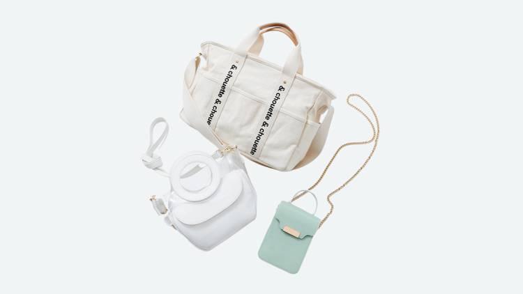 デザインよりもサイズ感! 着回し力抜群な「春バッグ」選び方の法則とは?