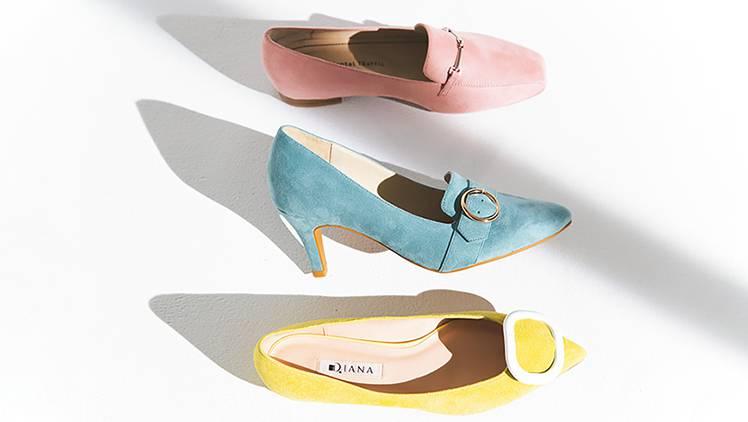 【春靴カタログ2020】コーデのアクセントは足元が鉄則!「華やか見えシューズ」集めました♡