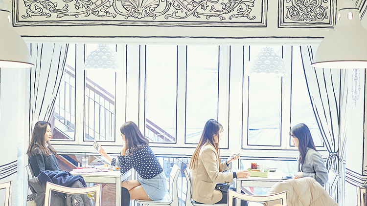 韓国で映え写真♡新エリア『延南洞(ヨンナムドン)』のカフェが可愛すぎる!