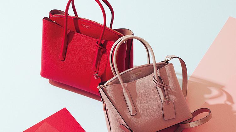 【ケイト・スペード・ニューヨーク】お年玉で手に入れたい♡女子力アップのバッグ&小物
