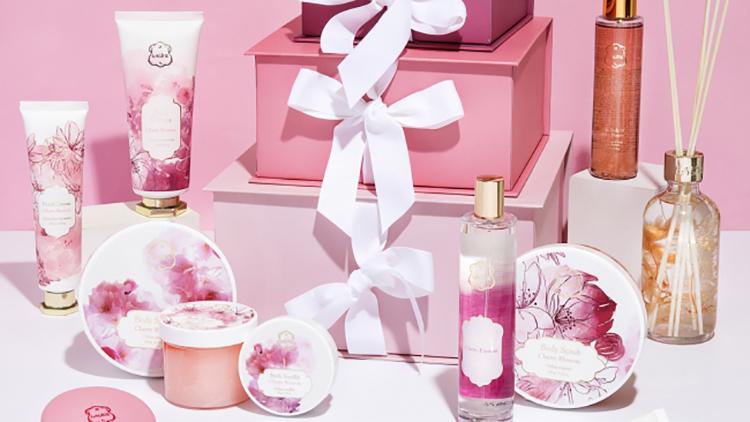 【春コスメ】ピンクに染まった桜モチーフが可愛い♡「ラリン」新作まとめ