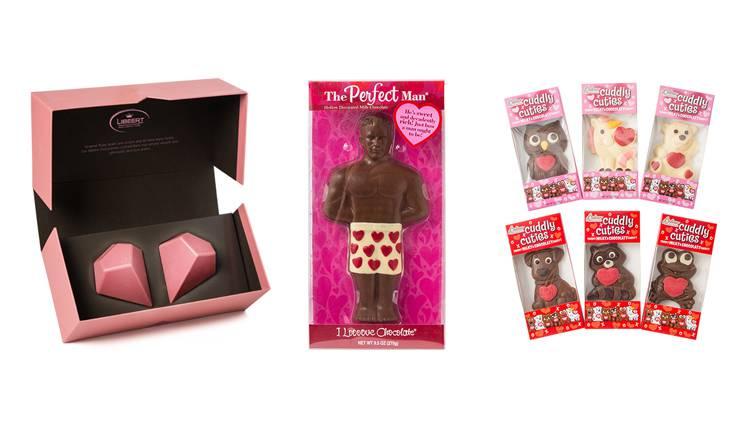 プラザのスタッフに大調査!バレンタインにあげたい可愛いチョコランキング♡