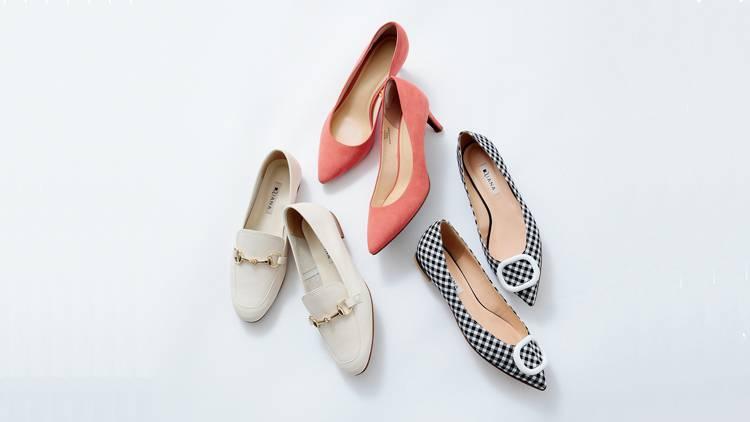 靴がダサいと一気にお子様に! オトナ女子が揃えるべき「きれいめパンプス」3選