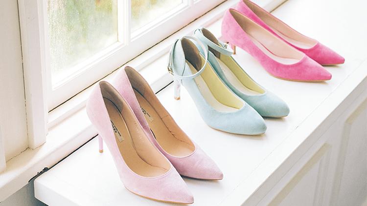 【春バッグ&春靴】イチオシはマカロン色♡買った人からオシャレになれるバッグ&シューズ