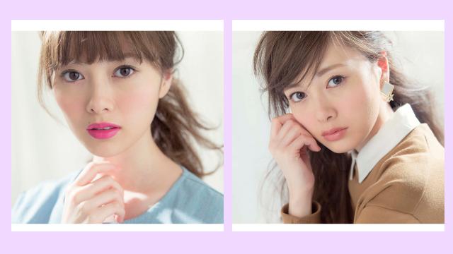 印象的なリップメイクって?【白石麻衣が魅せる、さりげ色っぽメイク/応用編】