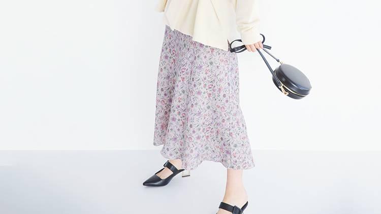 【2020春トレンド】今年はフレアタイプが気になる!おすすめスカート3選♡