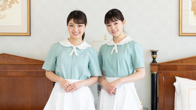 【適職診断】ホテル椿山荘東京で「客室サービス」を体験♪就活の業界研究にも♥