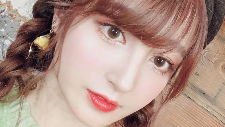 美人すぎる美容Youtuber「新希咲乃」激推し!ナチュ盛れカラコンを発表♡