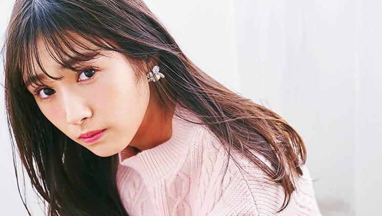 【渡辺梨加】儚げピンクで魅せる♡ ぺーちゃんの恋呼びメイク