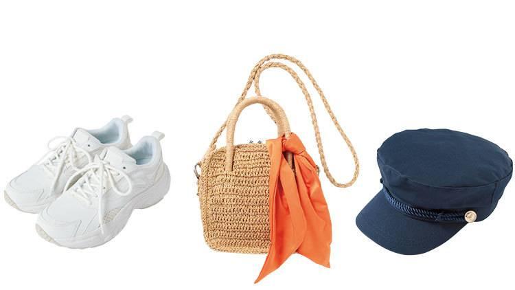 いつも服の印象を瞬間チェンジ!あると便利な「夏小物」9選