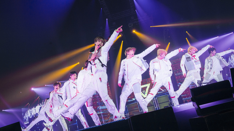 次世代グループ【NCT127】って?日本人メンバーの魅力も!