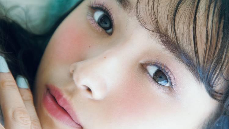 【欅坂46渡辺梨加】冬の女の子を100倍可愛く見せる♡簡単ピンクメイク