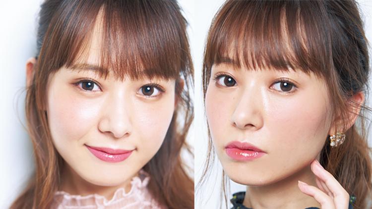 【秋コスメ】塗り方だけで4变化♡定番ブラウンパレットで「なりたい顔」を作るコツ