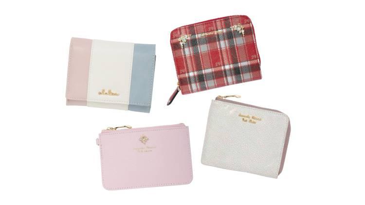 ミニバッグにデカ財布はダサい!薄くておしゃれな「ミニ財布」4選
