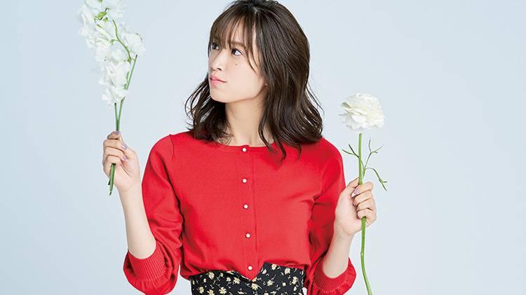 【日向坂46】佐々木久美が着回す花柄スカート♡美人見えするテクは?