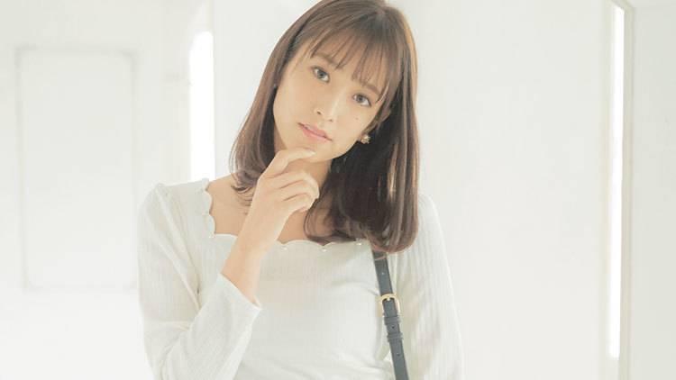 日向坂46のキャプテン・佐々木久美が美人すぎ♡ 愛され清楚スタイルを披露