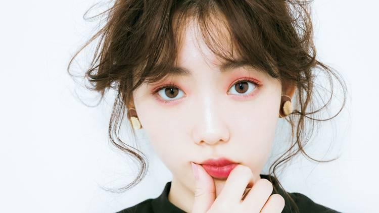 【涙袋モテテク♡】瞳の吸引力アップ♡ボルドー×ピンクで作る秋っぽアイメイク